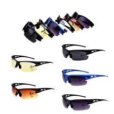 Mens Sports Sunglasses 5Color Cycling Bicycle  UV 400 Lens Eyewear Golf Fishing