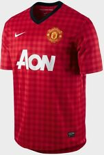 Manchester United FC Home Shirt Short Sleeve Nike Age  8-10, 12-13, 13-15 Years