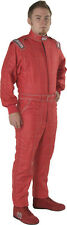 G-FORCE Racing Gear SFI 3.2a/5 545 Nomex driving suit in semi-gloss Red 1 piece