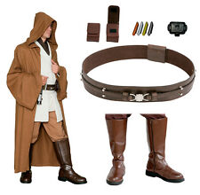 SPECIAL OFFER Star Wars Obi-Wan Kenobi Costume Set - JEDI ROBE/TUNIC/BELT/BOOTS