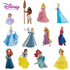 BULLYLAND DISNEY PRINCESS FIGURES Choice of 18 figures great for Cake Decorating