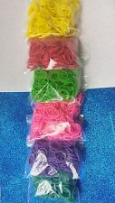 Rainbow Loom Rubber Band Refill with C-clips 6 Great Twistz at Great Prices 250