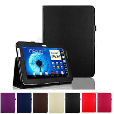 Stand Folio Leather Case Cover For Samsung Galaxy Note 10.1 N8000 N8010 Tablet