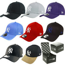NEW ERA 39THIRTY FITTED CAP NEW YORK YANKEES (ALL COLOURS)
