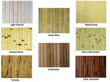 Bamboo Wall Covering/Paneling/Wainscot-SAMPLES
