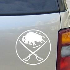 Buffalo Sabers 0689 Sports Hockey Vinyl Sticker Decal