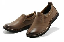 ECCO New Men's WINTER Fashion 100%Genuine Leather Comfort  Business Shoes11A575