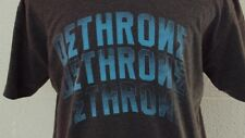 New Dethrone Royalty New tee T-shirt MMA UFC XL Extra Large NWT