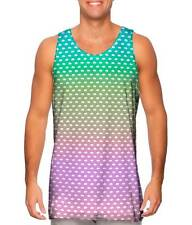 Yizzam- Cloudy With A Chance Of Color - New Men Tank Top Tee Shirt XS S M L XL