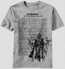Star Wars The Imperial March Music Score sheet Darth Vader Stormtrooper T-shirt