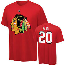 Chicago Blackhawks Brandon Saad