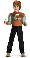 Disney Cars2  *** Tow Mater CHILD Costume Small 4-6 OR Gadgets *** NEW