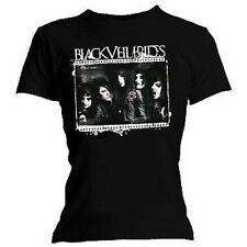 BLACK VEIL BRIDES - EXPOSED - OFFICIAL WOMENS T SHIRT