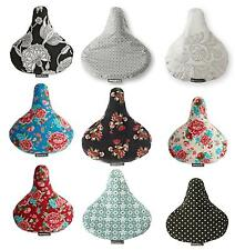 BASIL LADIES WATERPROOF SADDLE SEAT COVER BIKES CYCLES MODERN PRETTY DESIGNS