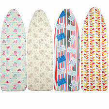 Ironing Board Cover Easy Fit Elasticated 100% Cotton Iron Surface