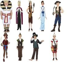 Girls Boys Unisex World Book Day Various Costumes Fancy Dress Kids Role Play Fun