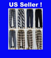 Men's Fleece Lounge Pants Pajama PJ Pants M,L,XL,2XL U Pick Color NEW!US Seller!