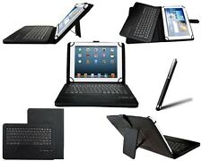 "Universal Removable Bluetooth Keyboard Case Cover For 9""-10.1"" inch Tablet + Pen"