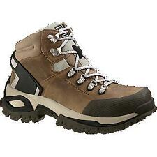 Caterpillar Antidote Hi Steel Toe Work Boots - Beige - Men's