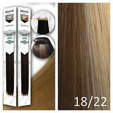 Bohyme Tape-In Skin Weft 100% Remi Human Hair Extensions Color H18/BL22