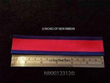 FULL SIZE MGSM MILITARY GENERAL SERVICE 1847 MEDAL RIBBON CHOICE LISTING