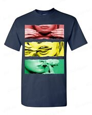 NEW Blunt Roll Colorful T-SHIRT roll up weed hot girl rolling blunt high tee