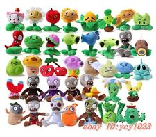 Plants vs Zombies 2 PVZ Figures Plush Baby Staff Toys Stuffed Soft Doll13cm〜35cm