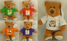 One Direction (1D) Teddy Bears With Band Members Photo And Name On The Front