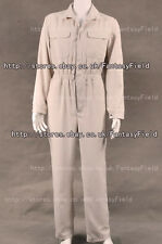 Lost Cosplay Costume Dharma Initiative Jumpsuit Uniform Accurate Tailor made