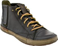 NIB CUSHE SHUMAKER MARK HI LTD LEATHER SNEAKER SHOES