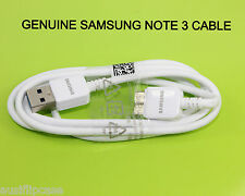 Genuine Samsung Galaxy Note 3 III N9000 N9002 N9005 Data Charger Cable Adopter
