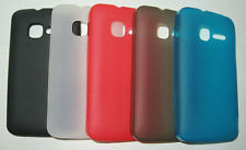 1 Quality Soft TPU Skin Case Phone Cover For Alcatel One Touch PIXI 4007A 4007X