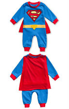 Baby Costumes One Pieces Infant Cute Superman Costumes