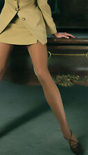 NEW Trasparenze satin and smooth SHEER TO WAIST 40 denier Pantyhose/Tights