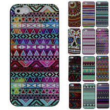 Pretty Tribal Andes Aztec Top Design Protector Cases Cover For Apple iPhone 5/5S