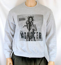 Eminem Rihanna Sweatshirt Crewneck Sweater Monster Tour Mens