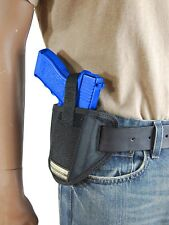 Barsony 6 Position Ambi Pancake Holster for Browning Colt Full Size 9mm 40 45