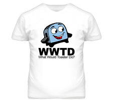 What Would Brave Little Toaster Do T Shirt