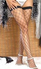 SEXY HOSIERY MESH LACE FISHNET THIGH HIGH STOCKINGS FZ90071