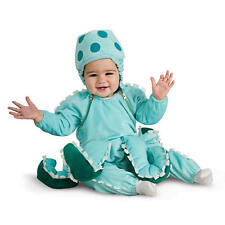 Octopus Halloween Costume - Toddler Size 2T-4T