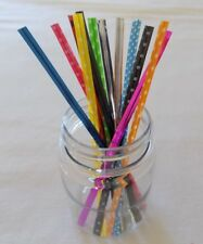 Metallic Coloured Twist Ties for Sealing Cello Party Gift Bags