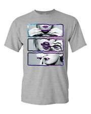 NEW Blunt Roll Galaxy T-SHIRT roll up weed kush hot girl rolling blunt joint tee