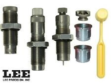 LEE .223 Rem. * 5.56 NATO * Die Set Lee and Quick Change Bushings 90502 +/-
