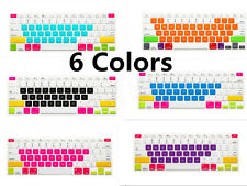 Sweet Candy Silicone Keyboard Cover Skin protector for Macbook Pro Air 13 15 17