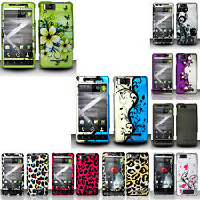 SnapOn Hard Protector Phone Cover Case D-1 for MOTOROLA DROID X X2 MB810 MB870