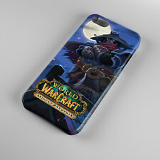 World of Warcraft WOW Guardian Druid Mists of Pandaria For iPhone 5s 5 4S 4 Case