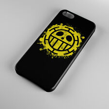 Heart Pirates Trafalgar Law One Piece Anime For iPhone 5s 5 4S 4 Hard Case Cover