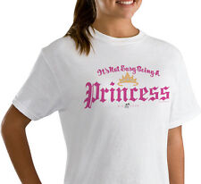 Big Dogs Women's It's Not Easy Being A Princess T-Shirt