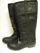 Kensie Girl Tundra Knee High Boot 10 M Black  New with Box