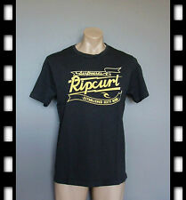 SIZE XS, BRAND NEW GENUINE MEN RIPCURL SPORTS GYM T SHIRT